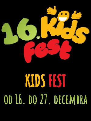 16. Kids-Fest Logo